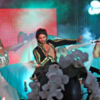KSPARK production with Karan Pangali, live Bollywood singers and dancers
