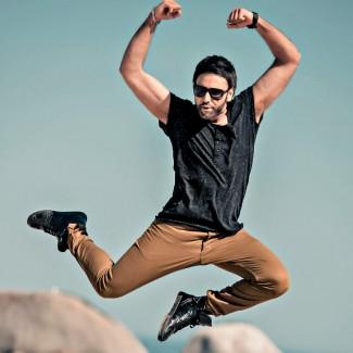 Karan Pangali stars in hit Life OK show Dare 2 Dance