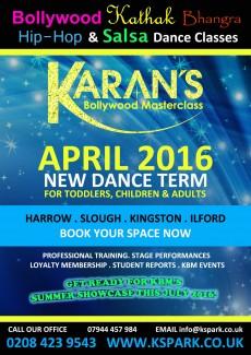 New Summer Classes start April 2016