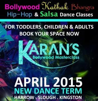 New Summer Dance Term, Starts April 2015