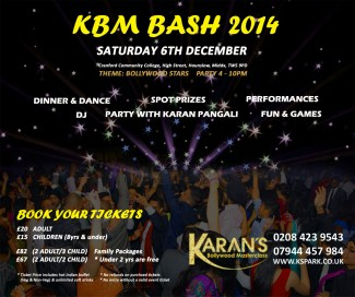 Are You Ready to Celebrate & Party with KBM