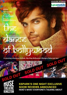 Show Reviews from The Dance of Bollywood