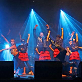 Diwali on Trafalgar Square Bollywood Performance