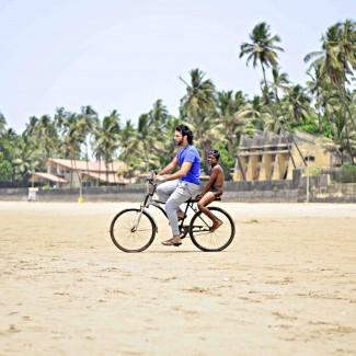 Karan Pangali, Juhu Beach, Mumbai