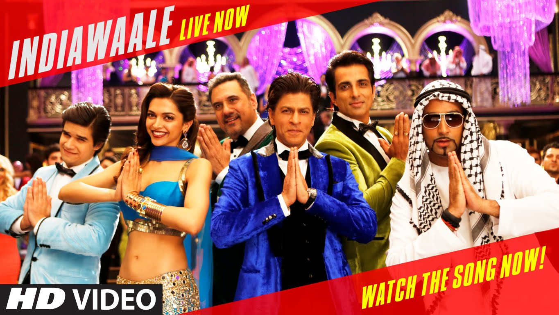 India Waale Full Song Happy New Year Shahrukh Khan