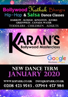 January 2020, Book Now for the New KBM Dance Term