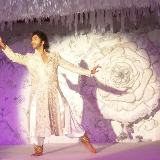 Karan Pangali performs at and choreographs Asiana Bridal Fashion Show
