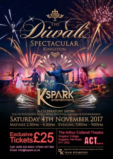 The Diwali Spectacular Kingston