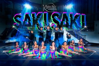 O SAKI SAKI dance goes viral on youtube