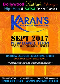 September 2017 New Dance Term