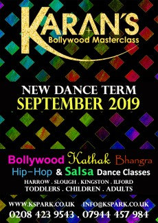 NEW Dance Term starts September 2019