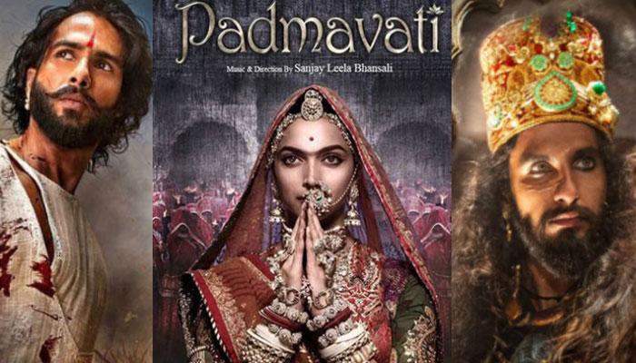 padmavati-posters