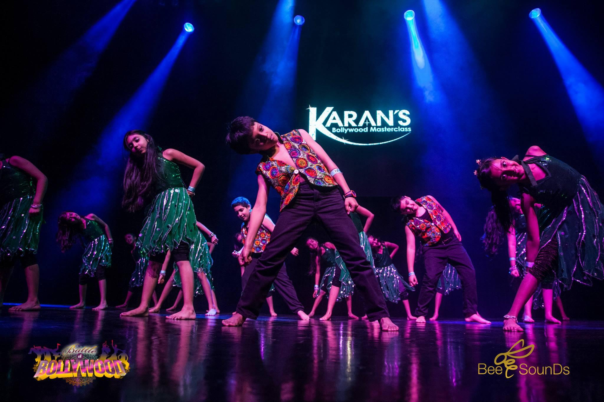 Bollywood dance class London